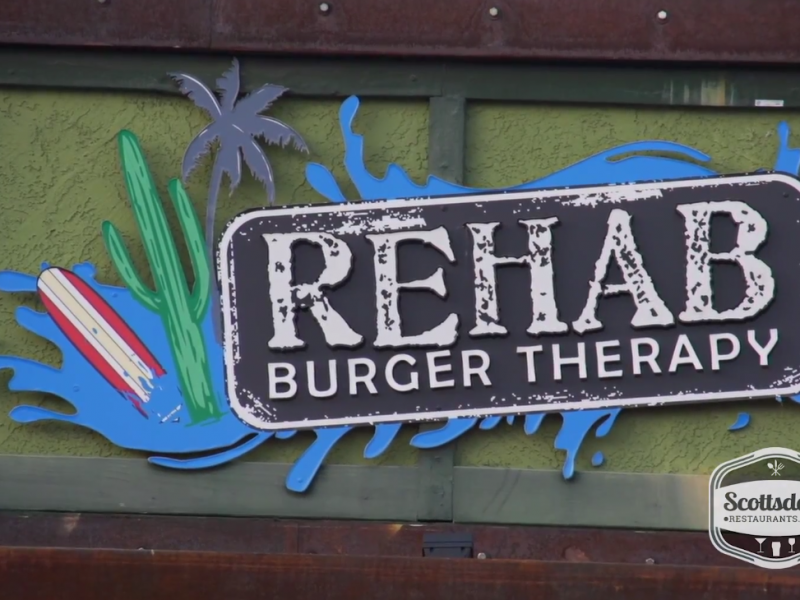 Rehab Burger Therapy – Scottsdale