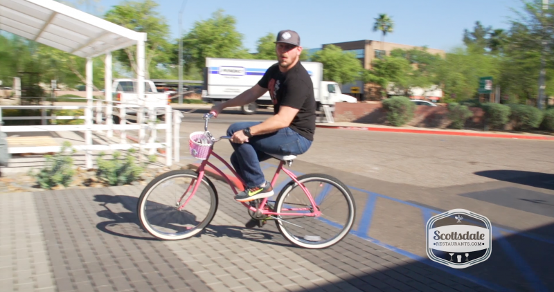 Beach Cruiser Jump Scottsdale