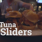 Ahi Tuna Sliders Scottsdale