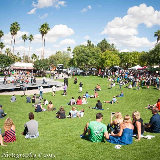 may scottsdale events