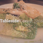 ceaser salad table side
