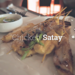 chicken satay scottsdale