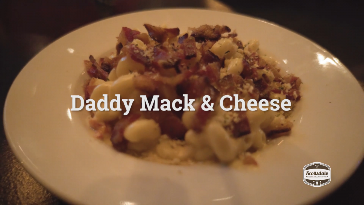 daddy mack and cheese