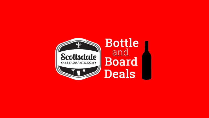 Bottle and Board