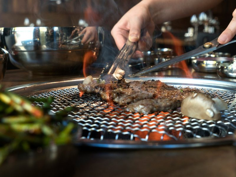 Sizzle Korean BBQ – Scottsdale